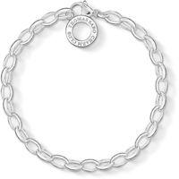 Thomas Sabo Bijoux Bracelet en Argent pour Charms X0031-001-12 Sterling, 92