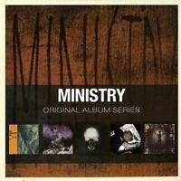 Ministry - Serie Álbum Original: En Funda You Didn ' T Siente Como Sh Nuevo CD