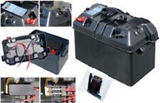 Cassetta portabatteria connett est indicat carica 2 presa accendisigari cablata