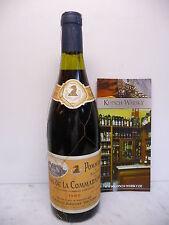 Clos de la Commaraine 1985 Jaboulet Vercherre Pommard 13% 75cl