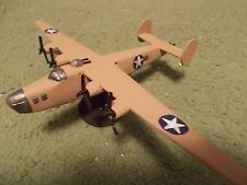 Built 1/144: American CONSOLIDATED B-24D LIBERATOR Bomber Aircraft USAAF