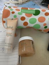 BeautiControl Herbal Serenity Hans Creme And Instant Manicure With Travel Bag