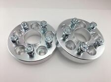 2X HUBCENTRIC WHEEL SPACERS ¦ 5X114.3 ¦ 67.1 CB ¦ 12X1.5 THREAD ¦ 25MM 1 INCH
