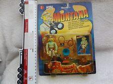 Montana Action Figure cartoni animati Montana 84100 MEGA TOYS Lord ZERO choda Alfred