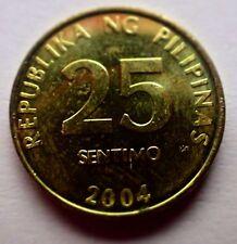 Phillipines 2004 25 Sentimo Circulated