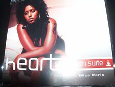 Seraphim Suite Feat Mica Paris – Heart Australian Remixes CD Single – Like New