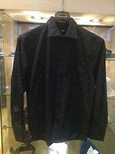 Peter Werth Long Sleeve Black Shirt Size - MEDIUM BNWT RRP £60