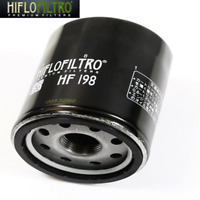 Oil Filter For 2010 Victory Cross Roads Street Motorcycle Hiflofiltro HF198