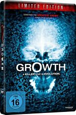 Growth - A Killer Step in Evolution  Steelbook DVD Factory Sealed