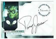 Hellboy The Movie Inkworks Autograph Card A2 Doug Jones as Abe Sapien