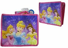 Princess LunchBox lunchbag tote bag Disney Cinderella Belle Sleeping Beauty new