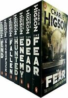 Charlie Higson The Enemy Series 7 Books Collection Set (The Enemy, The Dead,