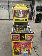 New ListingSimpsons Kooky Carnival Redemption Ticket arcade game from Sega Pinball