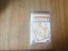 Go Sudoku Sony PSP Factory sealed