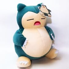 "Pokemon Sleeping Snorlax Genuine Doll 25cm 9.8"" Plush Rag Soft Toy Cute Gift"