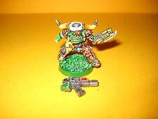 Oop Rogue Trader-Space orcos-goff Nob capo de metal