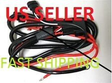 H11 9005 9006 DAY TIME RUNNING LIGHT DRL BYPASS HID SPECIAL HARNESS WIRE