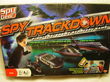SPY TRACKDOWN:FIND THE ENEMY STRATEGY GAME/COMPLETE2008