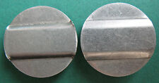 Telephone token - jeton - Russia - Briansk - blank - 2 var. -WM - not magnetic
