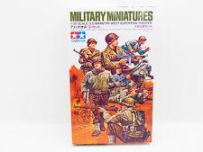 LOT 30315 Tamiya 35048 U.S. Infantry Military Miniatures 1:35 Bausatz NEU in OVP