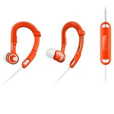 Philips SHQ3305OR ActionFit Sports headphones with mic SHQ3305 Orange