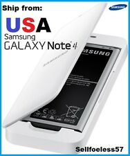 GENUINE ORIGINAL OEM SAMSUNG GALAXY NOTE 4 SM-N910 Spare Battery Charger Cradle