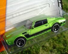 GREEN '71 Pontiac Firebird Formula  MBX Adventure City 11/120. BDV32. New!