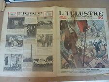 Illustré du PETIT JOURNAL- 1933  N° 2208 fête de Pâques / photos variées