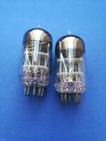 6N2P Hi-Fi TUBES GOLD GRID 2pcs NOS ~ ECC83 12AX7