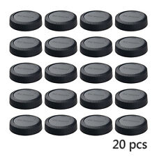 20pcs Rear lens cap cover for Fujifilm Fuji FX X mount camera replacement