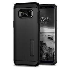 Spigen® Samsung Galaxy S8 Plus [Tough Armor] Shockproof TPU Kickstand Case Cover