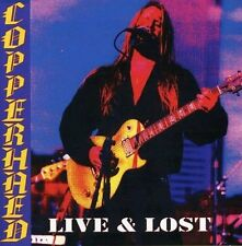 CD Copperhead Live & Lost/Heavy US Southern rock/Lynyrd Skynyrd/Blackfoot