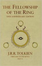 The Lord of the Rings: The Fellowship of the Ring New Hardcover Book J. R. R. To