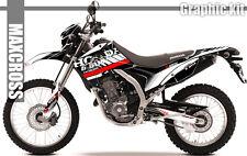 HONDA CRF250L CRF250M MAXCROSS GRAPHICS KIT DECALS DECAL STICKERS FULL KIT-5