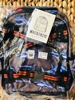 Pottery Barn Kids Small Backpack Shark No Mono Mackenzie Navy Blue New Boys