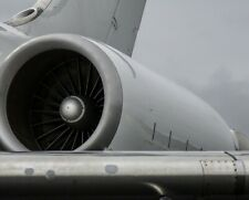 Md88 Engine inlet Pratt and Whitney Jt8D-25