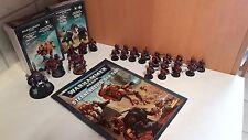 Games Workshop Warhammer 40,000 Tau 28 Citadel Battle Figuren Bemalt