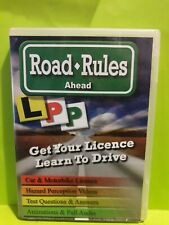 Road Rules Ahead 🕹️Learn To Drive   PC CD ROM 🕹️ FREE POST