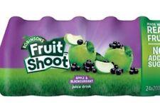 Robinsons FRUIT SHOOT Apple & CASSIS Jus Boisson 24 x 200 ml Pack