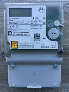 Drehstromzähler EMH ED300L 5/100 Amp. geeicht 2021-2029 Rücklaufsperre
