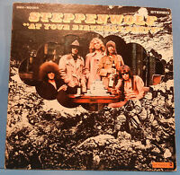 STEPPENWOLF AT YOUR BIRTHDAY PARTY LP 1969 ORIGINAL GREAT CONDITION! VG+/VG+!!A