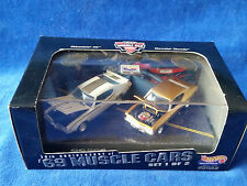 Hot Wheels 30th Anniversary of '69 Muscle Cars 2 Car Boxed Set #1