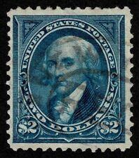 Scott#277 $2 President James Madison 1895 Used Well Centered