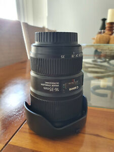Canon 16-35mm f/4L IS USM Lens