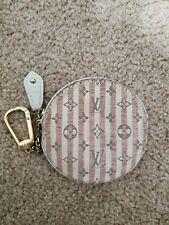 Louis Vuitton Coin Purse /Pouch Portonet Ron Monogram Mini Orchid w/ clasp