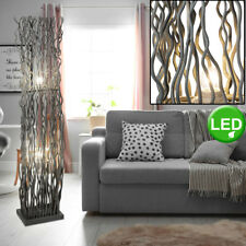Design Led Bois Lampadaire la Vie Ess Chambre Beistell Lumière Gris Samsung Puce