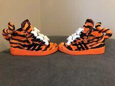 Adidas Jeremy Scott Tiger, M29010, Bones Tribute, Size 5.5, RARE!