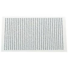 Car Auto Decoration Sticker Decal Diamond Crystal DIY 3mm Rhinestone Sheet HG