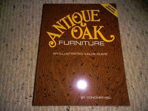 Antique Oak Furniture Illustrated Value Guide