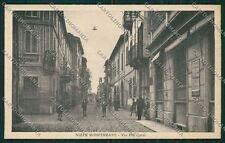 Asti Nizza Monferrato cartolina QQ7125